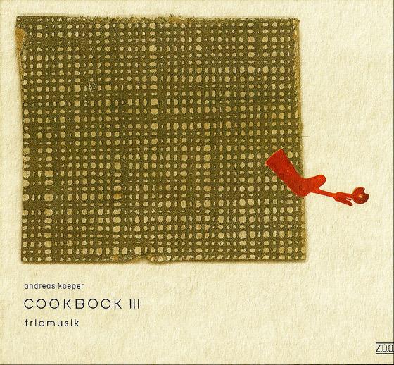 COOKBOOK III · Triomusik