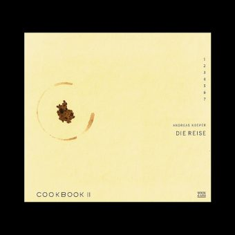 COOKBOOK II · Die Reise