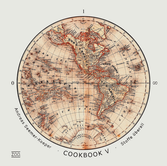 COOKBOOK V · Stoffe überall